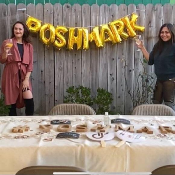 Poshmarkturn9 Happy Birthday!
